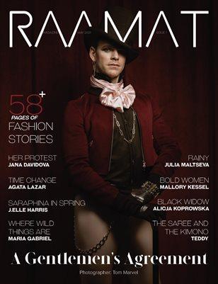 RAAMAT Magazine May 2021 Issue 1