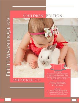 Petite Magnifique Children's Edition #108 Book. No 1