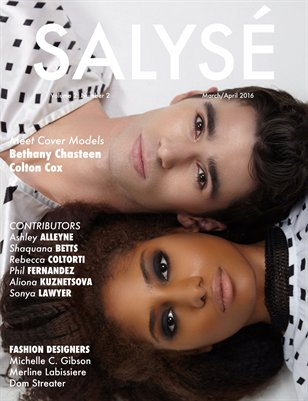 SALYSÉ Magazine | Vol 2:No 2 | March/April 2016 |