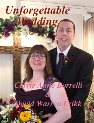 Borrelli & Czikk Wedding Magazine