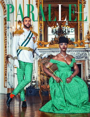 Jidenna The General Cover #1