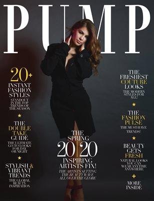 PUMP Magazine | Couture Edition | Vol.1 | April 2020