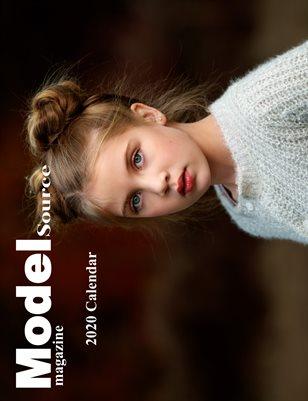 Model Source magazine 2020 Calendar