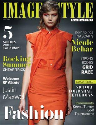 Image & Style Magazine July 2015