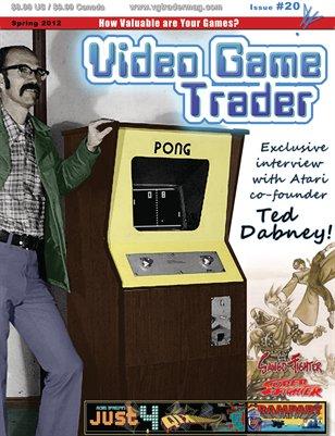 Video Game Trader #20 (Spring 2012) w/Price Guide
