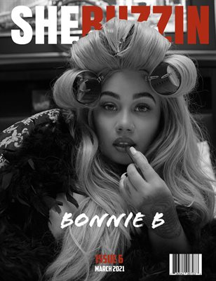 SheBuzzin Mag: Issue 6