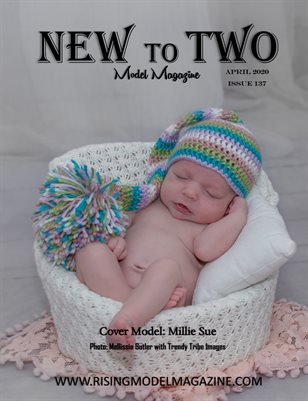 New To Two Model Magazine Issue #137