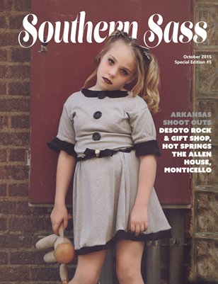 Southern Sass Magazine | October Dark Beauty Special Edition #5