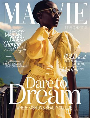 MALVIE Mag The MAIN ISSUE Vol. 16 July 2021