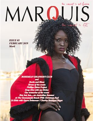 Marquis issue 5 Feb 2019