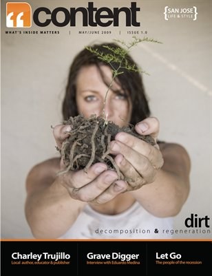Dirt: decomposition & regeneration