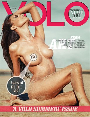 VOLO Magazine #14 - A VOLO Summer Issue