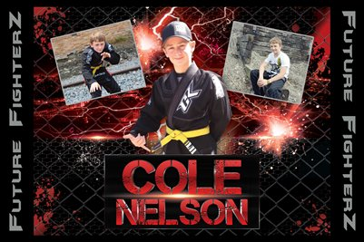 Cole Nelson Poster 2015