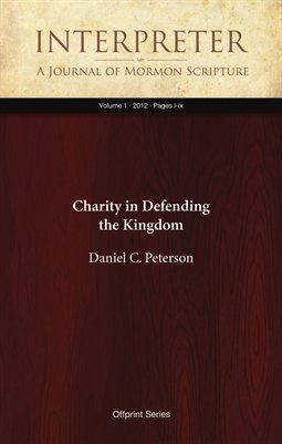 Charity in Defending the Kingdom