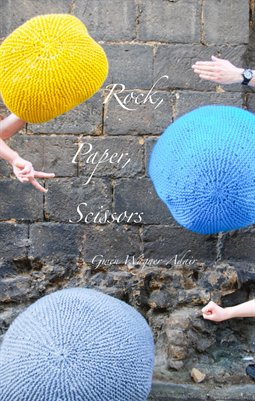 Rock, Paper, Scissors Cushions