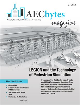 AECbytes Magazine Q4 2018