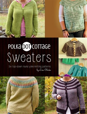 Polka Dot Cottage Sweaters