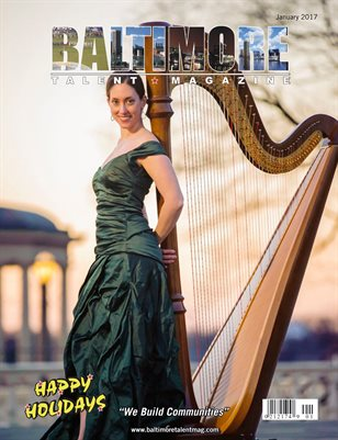 Baltimore Talent Magazine January 2017 Edition
