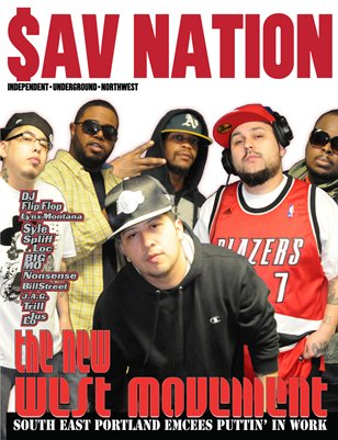SavNation Vol. 1 Issue 1 | March/April 2011
