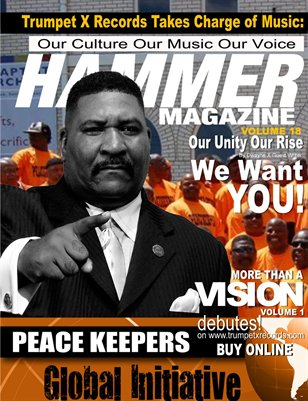 HAMMER Magazine Volume 18