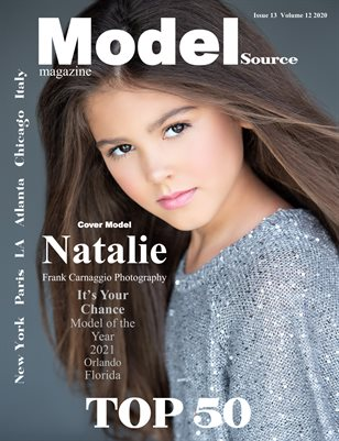 Model Source magazine Issue 13 Volume 12 2020 September TOP 50