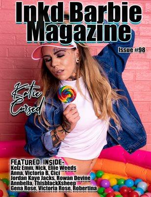 Inkd Barbie Magazine Issue #98 - Katie Cursed