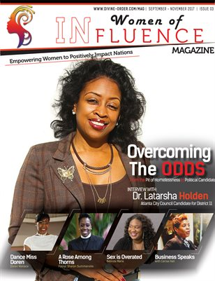 Women of Influence Fall Issue