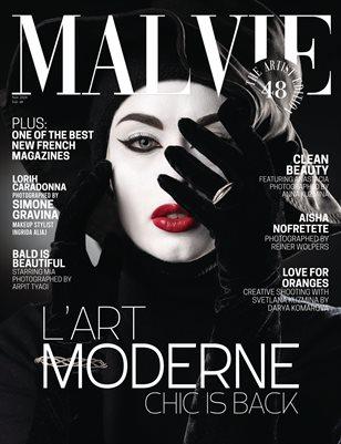 MALVIE Mag The Artist Edition Vol 48 November 2020