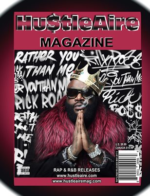 Hustleaire Magazine April 2017 Edition
