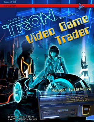 Video Game Trader #18 (Fall 2011)