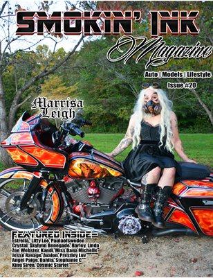 Smokin' Ink Magazine Issue #20 - Marrisa Leigh