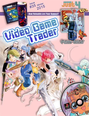 Video Game Trader #35 (Winter 2015) w/Price Guide
