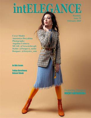 intElegance magazine issue 70 - February, 2020 Portfolio