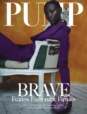 PUMP Magazine - The Brave Edition - June 2018