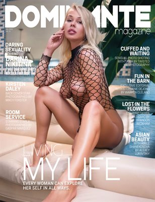 DOMINANTE Mag NUDE & Boudoir Vol. 13 Nov 2020