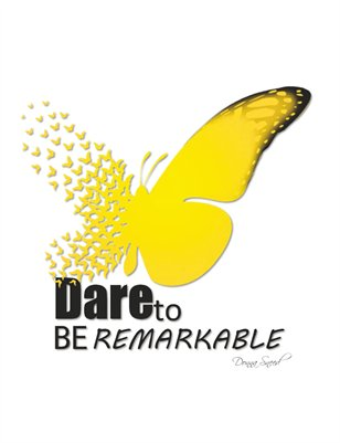 Dare2BRemarkable Wall Inspiration
