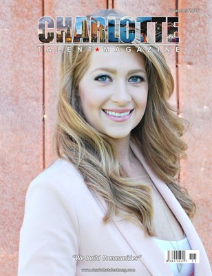 Charlotte Talent Magazine November 2016 Edition