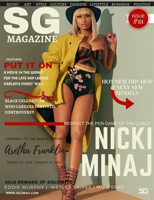 Scrilla Guerillaz Magazine issue #21