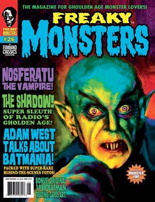 Freaky Monsters 26