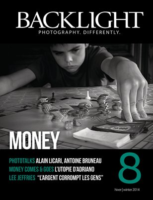 Backlight Magazine 8 - Money