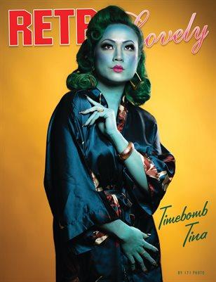 Retro Lovely No.146 – Timebomb Tina Cover