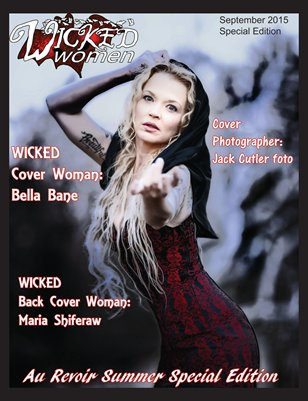 WICKED Women Magazine- Au Revoir Summer Special Edition: September 2015