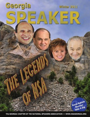 Winter 2011 - Legends of NSA