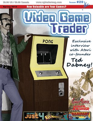 Video Game Trader #20 (Spring 2012) w/Price Guide