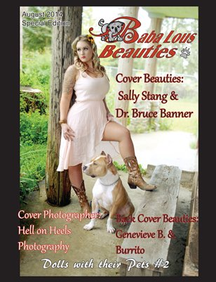 Baba Lous Beauties- Dolls with their Pets #2 Special Edition- August 2014