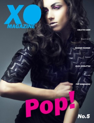 XO MAGAZINE No.5 SPRING 2011 : POP