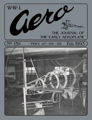 WW1 Aero #139 - February 1993