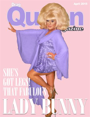 Drag Queen Magazine April 2015