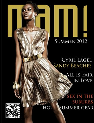 MAMi Magazine Cyril Lagel Edition