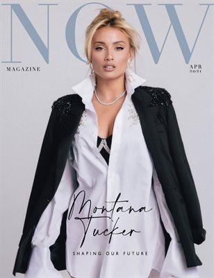 NOW Magazine April Montana Tucker